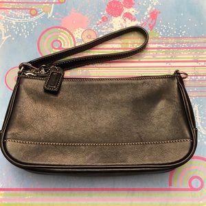 Coach mini purse serial # H3S-7785
